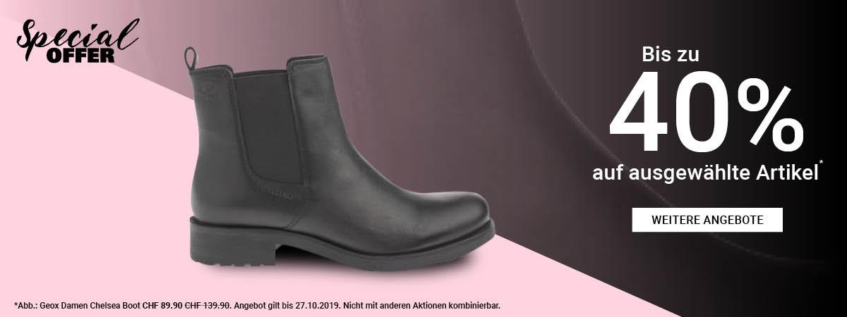 Schuhe für Damen, Herren und Kinder bei Ochsner Shoes online